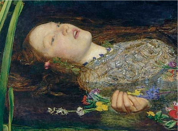 Elizabeth Eleanor Siddal (Siddal Post #4)