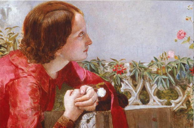 Elizabeth Eleanor Siddal (Siddal Post #2)