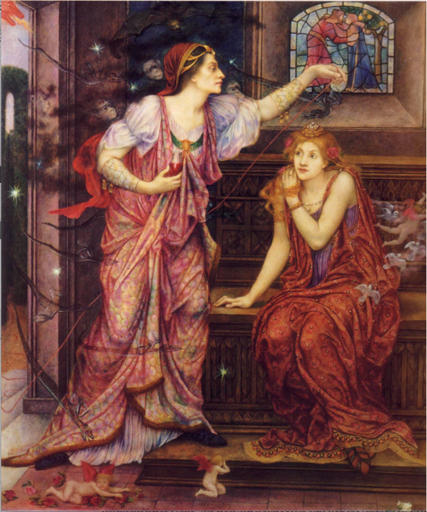 Evelyn De Morgan.  C.1903.  London, De Morgan Foundation.